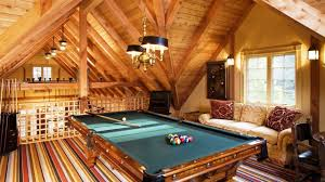 turn your attic into fun game room youtube