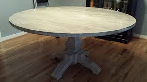 Round Glass Dining Table Destroybmxcom - Round pedestal dining table in antique white