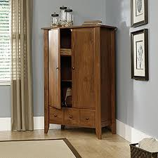 Dining Room Armoire by Furniture Corner Tv Armoire Credenza Desk With Hutch Sauder