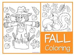 free fall coloring pages the frugal free gal