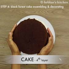 black forest cake recipe easy eggless black forest cake recipe