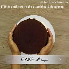 black forest cake recipe easy eggless black forest cake recipe