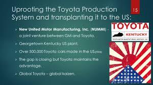 toyota global japanese manufacturing techniques u201d u0026 u201cuprooting the toyota