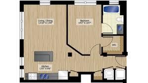 one bedroom homes floor plans mcgill row luxury condominiums