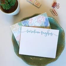 custom notecards personalized stationery set custom stationary custom stationery