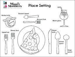 table manners for kids printable manners coloring pages good manners coloring pages manners coloring