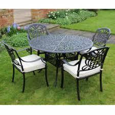 Aluminium Patio Table Cast Aluminium Garden Furniture Metal Patio Furniture And Sets