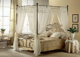 letto baldacchino letto in ferro battuto con contenitore a baldacchino