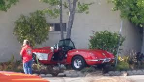 corvette zr1 burnout c1 corvette crashes into wall after burnout corvetteforum