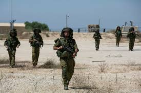 israel launches major ground operation in gaza business insider