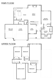 2 Bedroom Home Plans Bungalow House Plans With Bonus Room Popular House Plan 2017