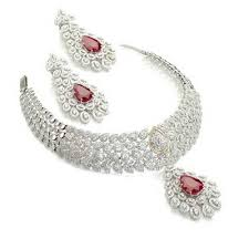 diamond set diamond jewellery set diamond jewelry set heere ke abhushan ka