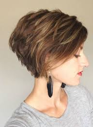 Short Bob Hairstyles For Thin Hair Best 25 Stacked Bob Haircuts Ideas On Pinterest Bobbed Haircuts