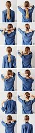 Very Easy Hairstyles For Short Hair by The 25 Best Cheveux Courts Très Fins Ideas On Pinterest