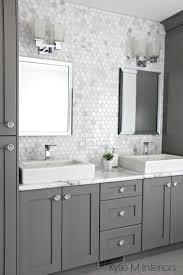 Top 25 Best Powder Room Bathroom Vanity Tile Bathroom Decoration