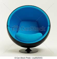 chaise boule boule bleue moderne noir cocon chaise boule bleue dessins