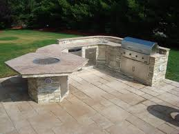 Paver Patios With Fire Pit by Project 306 Outdoor Living Of New Jersey