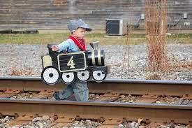 Train Halloween Costume Toddler Cortney Jon Ophoff U0027s Family Live Learn Making