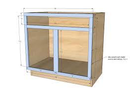 kitchen kitchen cabinet plans pertaining lovely