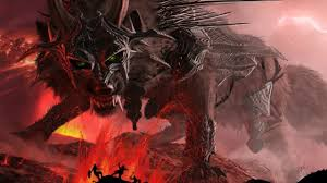 fenrir the lord of wolves norse mythology youtube