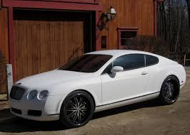 bentley continental matte white wrap automotive specialist performance group llc
