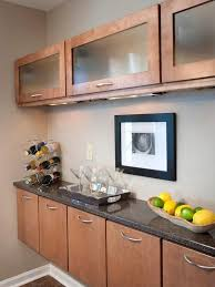 frosted glass kitchen wall cabinets ideas on installing the best frosted glass cabinets in your