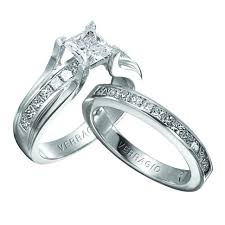 Kmart Wedding Rings by Wedding Rings Vintage Princess Cut Bridal Sets Cheap Bridal Sets