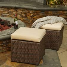 Brown Ottoman Brown Ottomans Storage Ottomans For Less Overstock