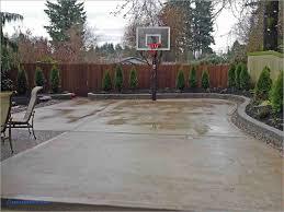 Backyard Cement Ideas Backyard Backyard Concrete Patio Ideas Concrete Backyard