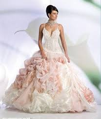 two color wedding dress gorgeous two tone wedding dress pictures photos and images for