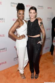 ruby rose and taylor schilling after being compared to justin