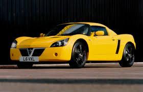 vauxhall yellow vauxhall vx220 2000 2005