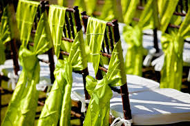 Chair Tie Backs 25 Gorgeous Ways To Decorate Your Chairs Bridalguide