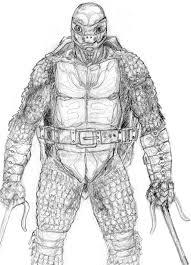 teenage mutant ninja turtle raphael concept by the rogue scarecrow