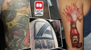 Tattoo Wie Lange Nicht Baden Das Große Finale U2013 Bild Leser Erklären Ihre Verrückten Tattoos