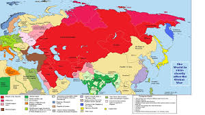 Siberia On World Map by Persian Siberia Alternate History Discussion