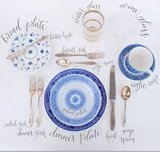 Best Table Settings Images On Pinterest Tables Table - Design a table setting