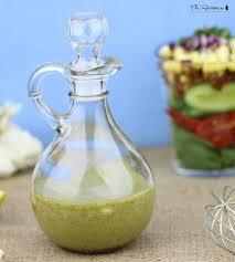 simple raw garlic salad dressing recipe raw garlic garlic and