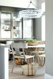 Modern Chandelier Dining Room by Drop Crystal Chandelier Dining Room Affordable Modern Lighting