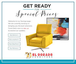 Presidents Day Sale Furniture by Labor Day Sales Event El Dorado Furniture