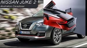 nissan crossover juke in 2018 nissan new juke nismo rs concept youtube
