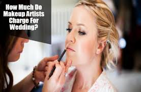 cheap makeup artist how much do makeup artists charge for weddings 9442