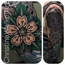 Kentucky travel tattoos images Lucky bamboo tattoo jpg
