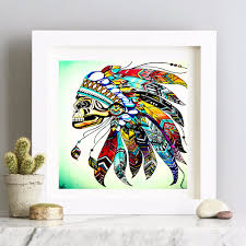 online get cheap native indian paintings aliexpress com alibaba