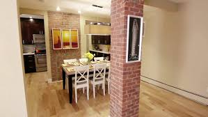 small kitchen interiors kitchen design a tiny brick kitchen that has been renovated
