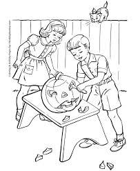 free printable coloring pages halloween 137 best coloring easter u0026 halloween images on pinterest