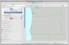 Oregon Tsunami Map by Part 2 U2014launch My World And Investigate Tsunami Patterns