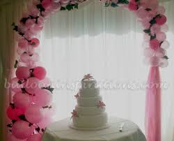 wedding arches using tulle tulle archives ballooninspirations