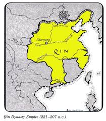 Map Of Ancient China by His 217