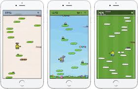 doodle jump ios 9 classic ios to keep you entertained this weekend cult of mac